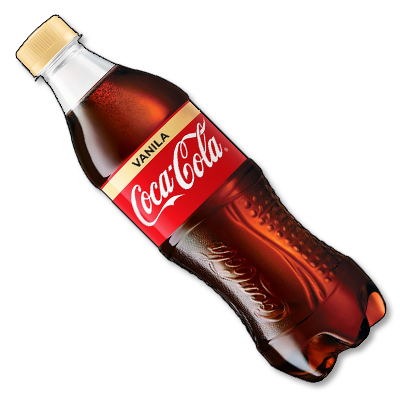 "Coca-Cola ""Vanilla"" (500ml)"