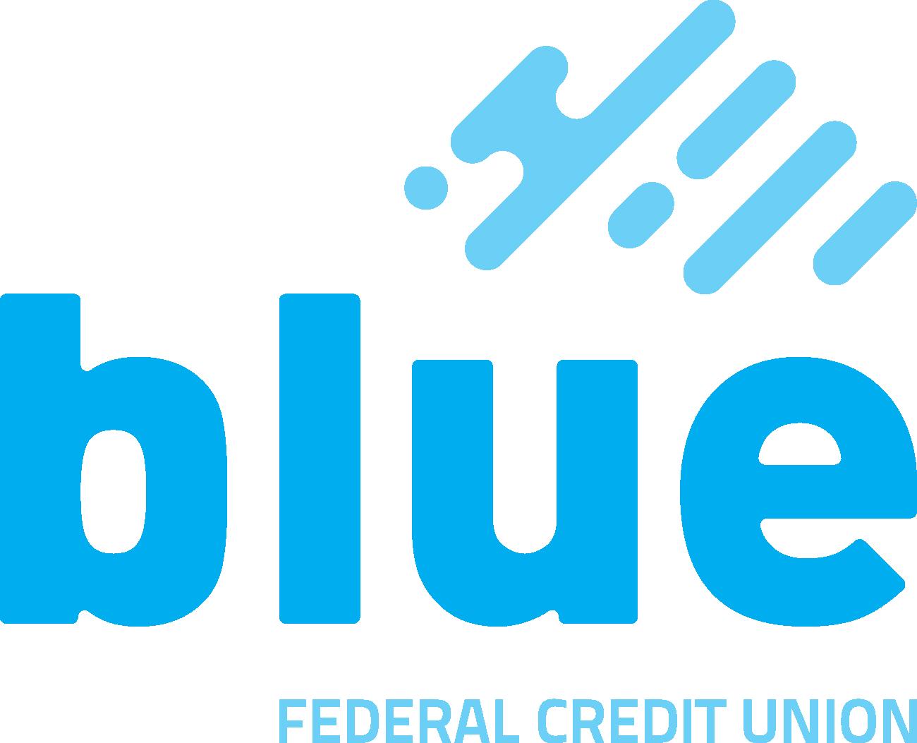 blue fcu sponsor logo