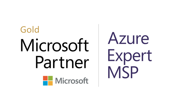 certified microsoft azure expert msp badge