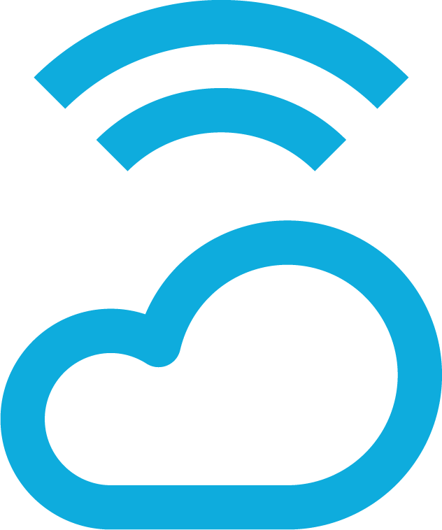 cloud connectivity icon