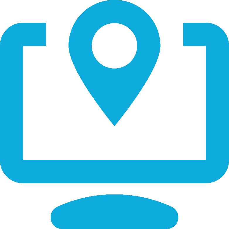 computer location icon
