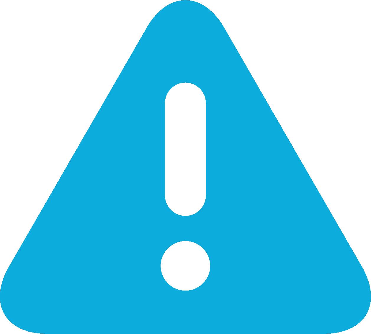 IT monitoring alert icon