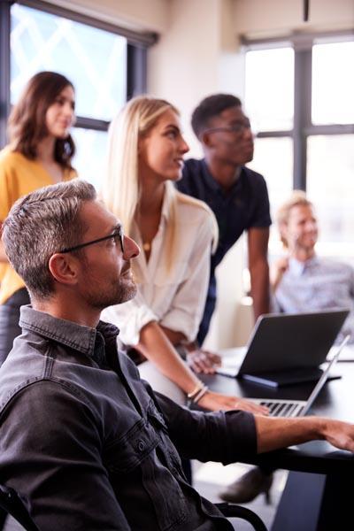 application development team meeting