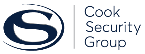 cook security group logo for information security experts