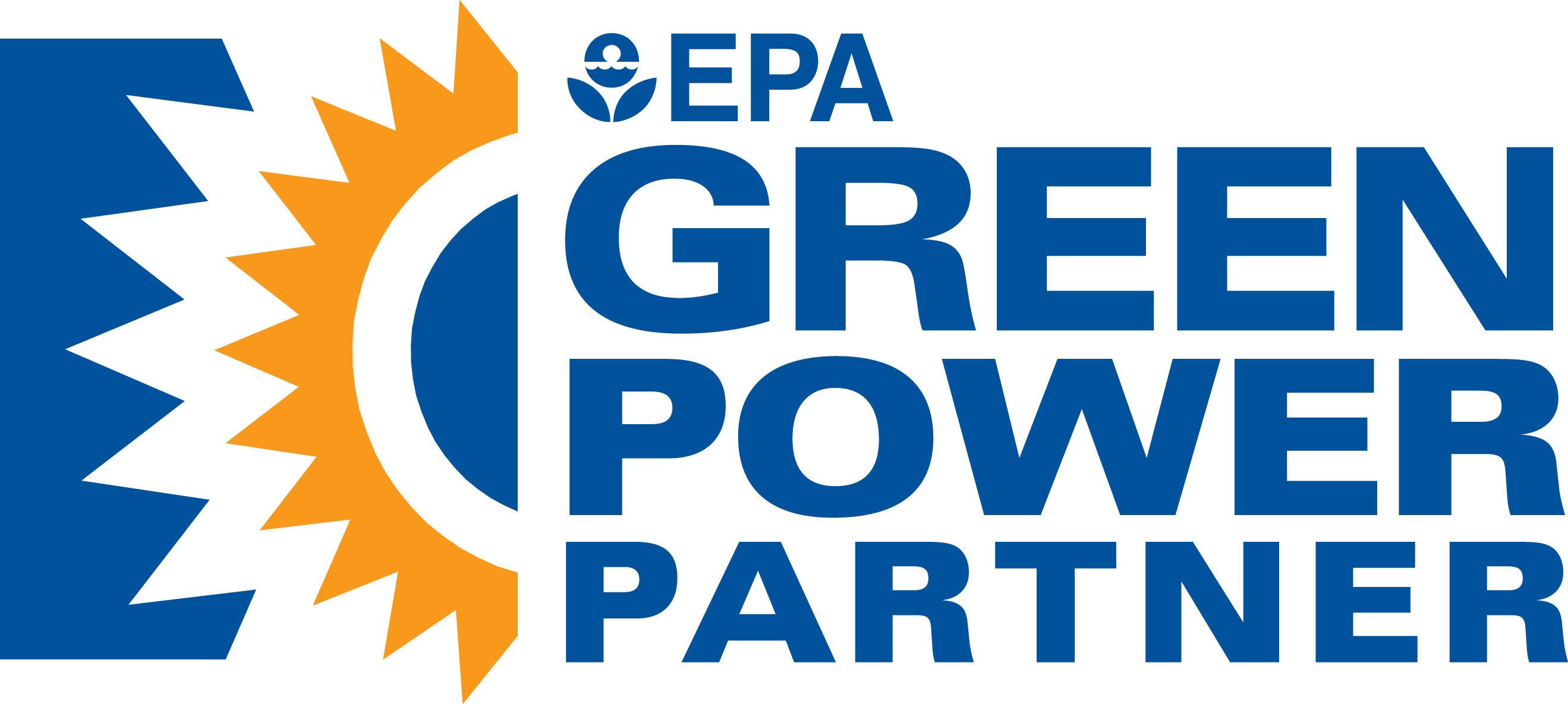 EPA green power partner providing green data center services