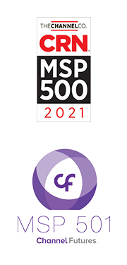 MSP 500 and MSP 501 award winning partner