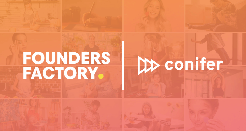 Conifer is now backed by Founders Factory