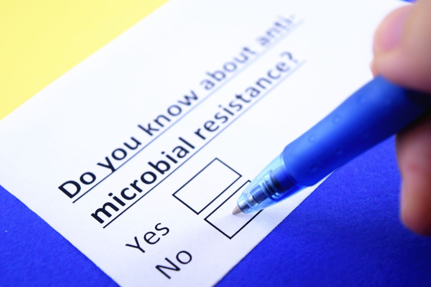 Why antimicrobial resistance matters in aged care