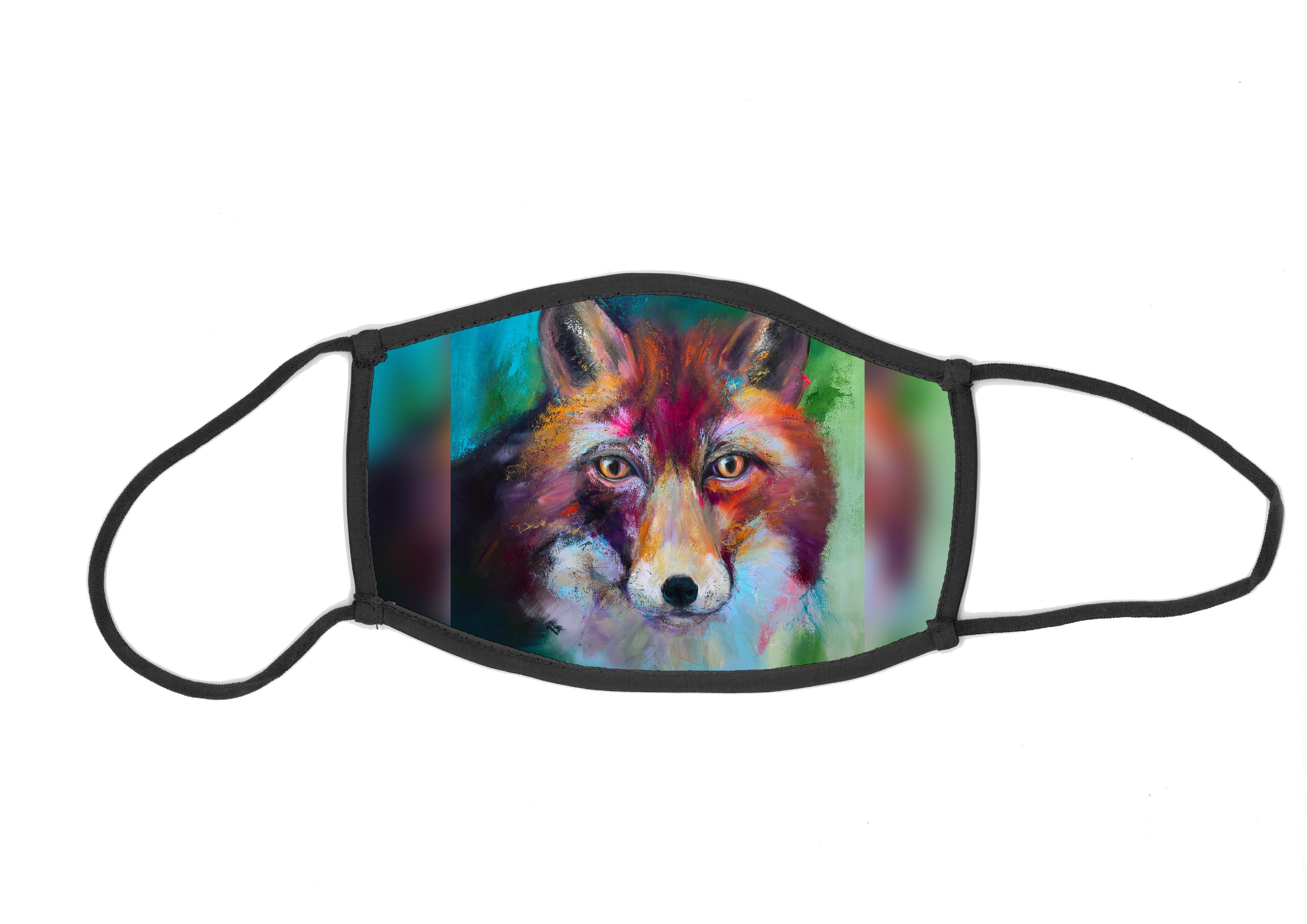 Mundschutz - Red Fox