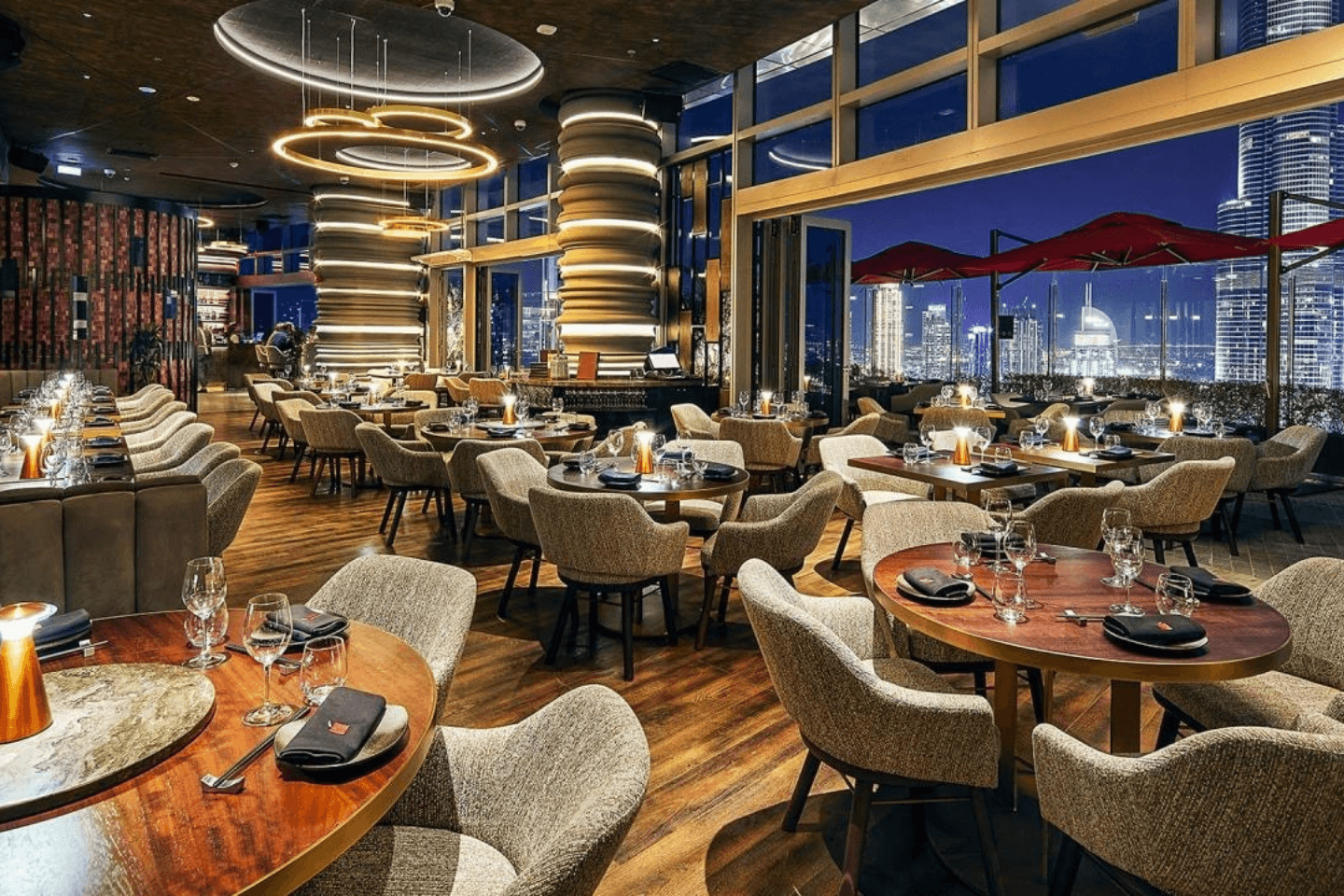 Restaurant fit out dubai
