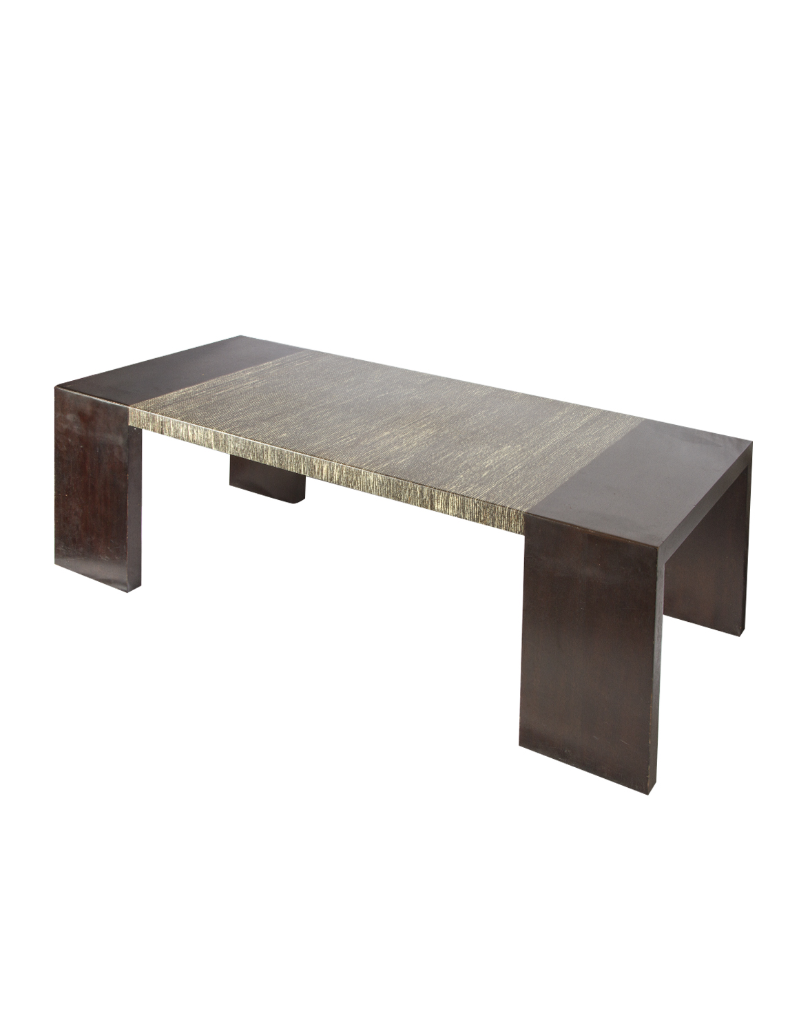 Atauro coffee table in wood
