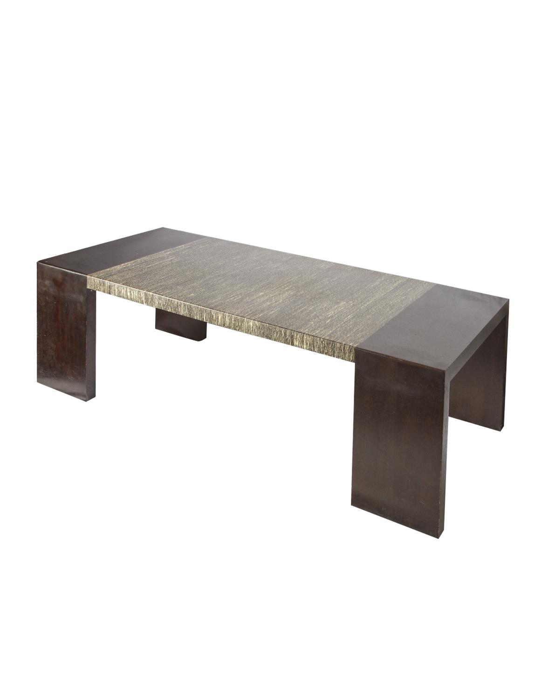 Mesa de centro Atauro en madera