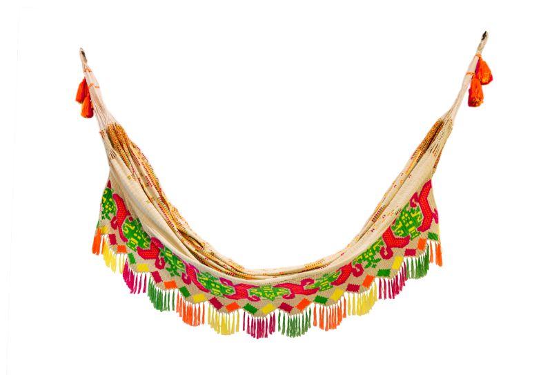 Wayuu hammock multicolor