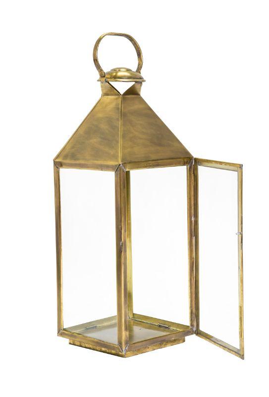 Farol Marroquí en bronce pequeño