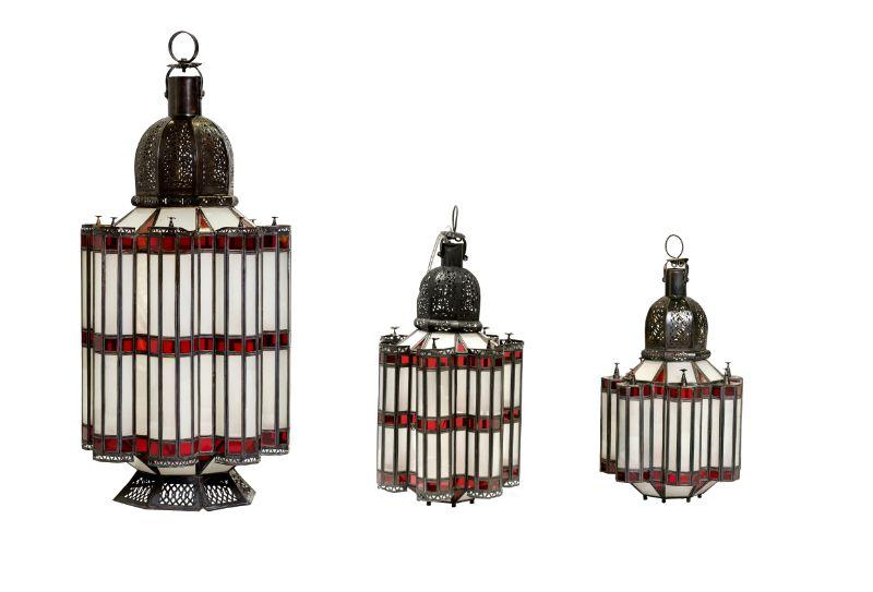 Moroccan Mamounia lamp large