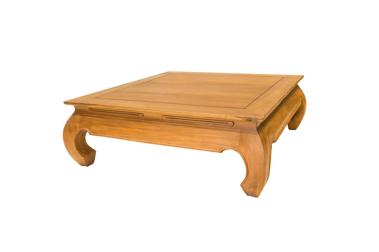 Mesa de centro en madera diseño Opium 100 Cm