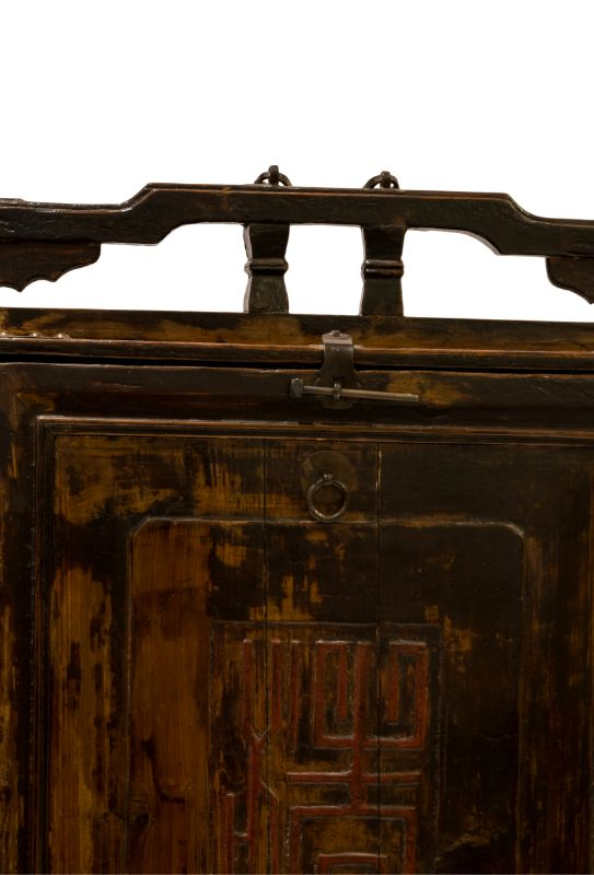 Biblioteca en madera