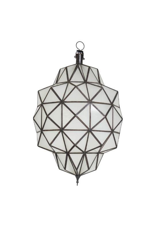 Moroccan Diamond Ceiling Lamp, 70 Cm