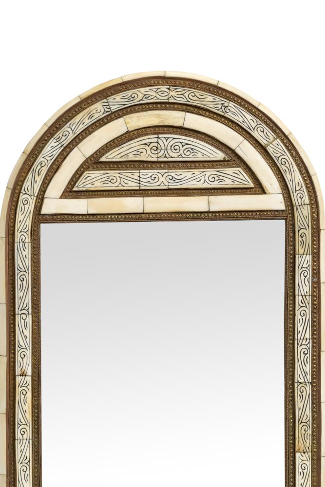 Espejo Marroquí en forma de arco