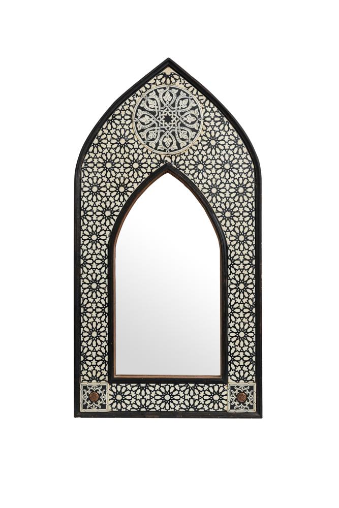 Espejo Punta De Arco Marroquí
