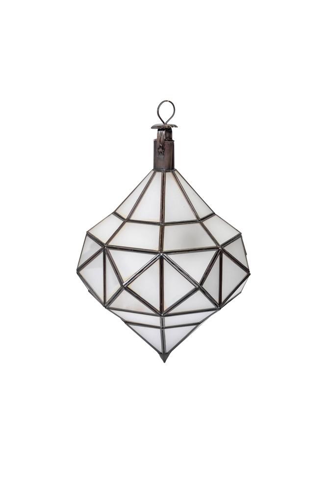 Lámpara Diamante Marroquí