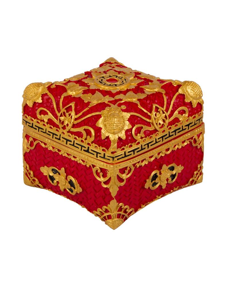 Caja decorativa Balinesa