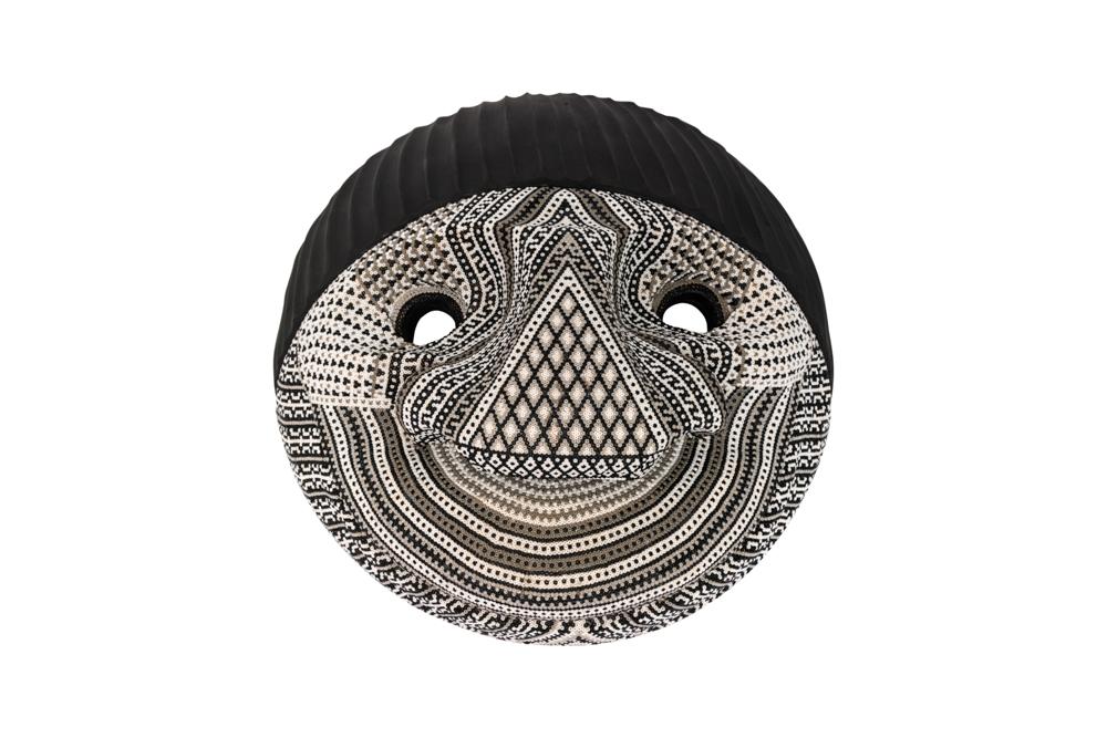 Mascara Indigena Kamëntšá