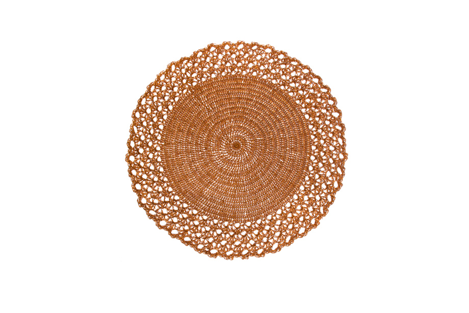 Placemat set Hechizoo  in copper