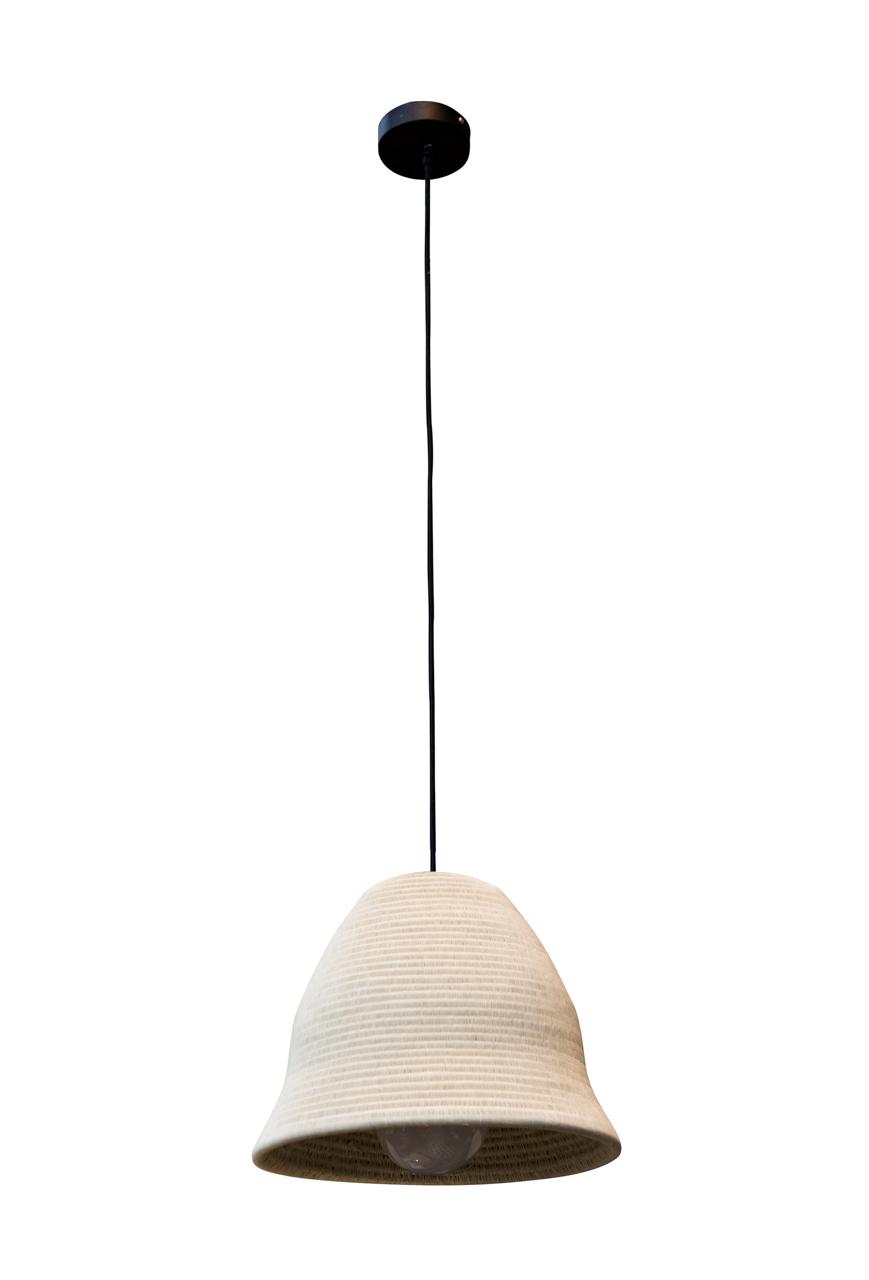 Lámpara de colgar Werregue natural