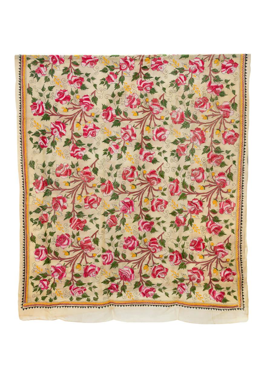 Decorative fabric India Roses