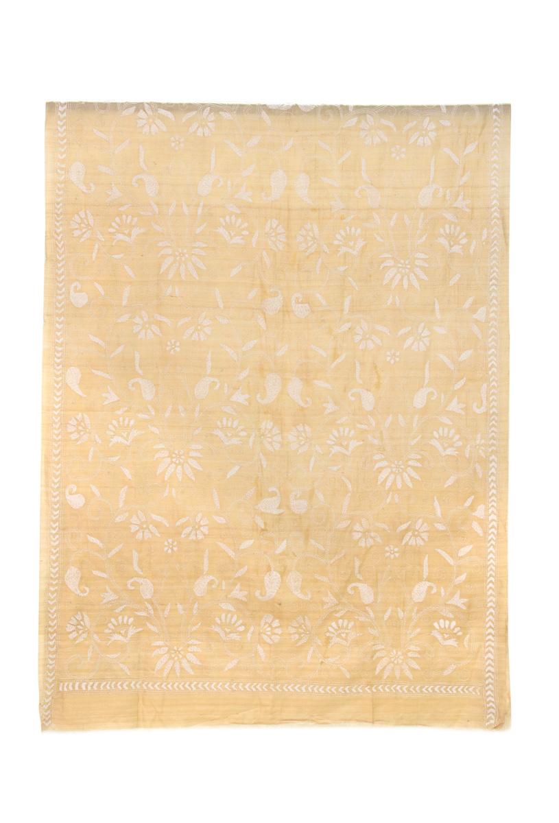 Decorative fabric India Floral beige
