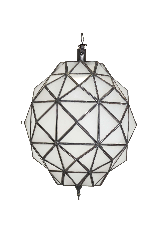 Lámpara de techo Diamante Marroquí, 70 Cm
