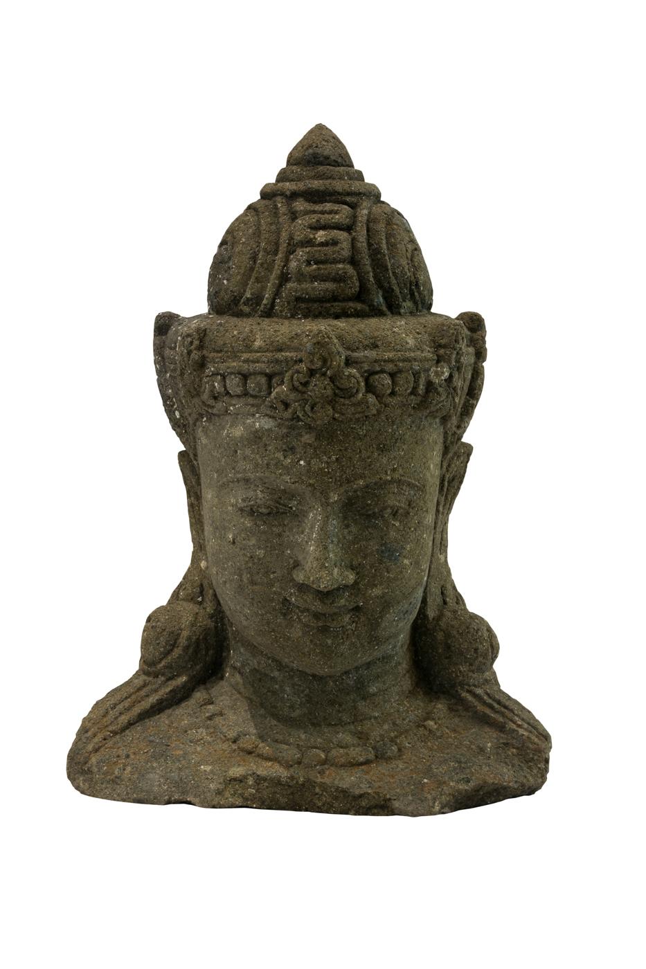 Escultura tallada en piedra laberintos