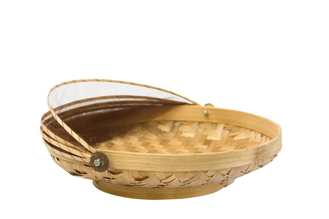 Bandeja En Bamboo, 35 Cm