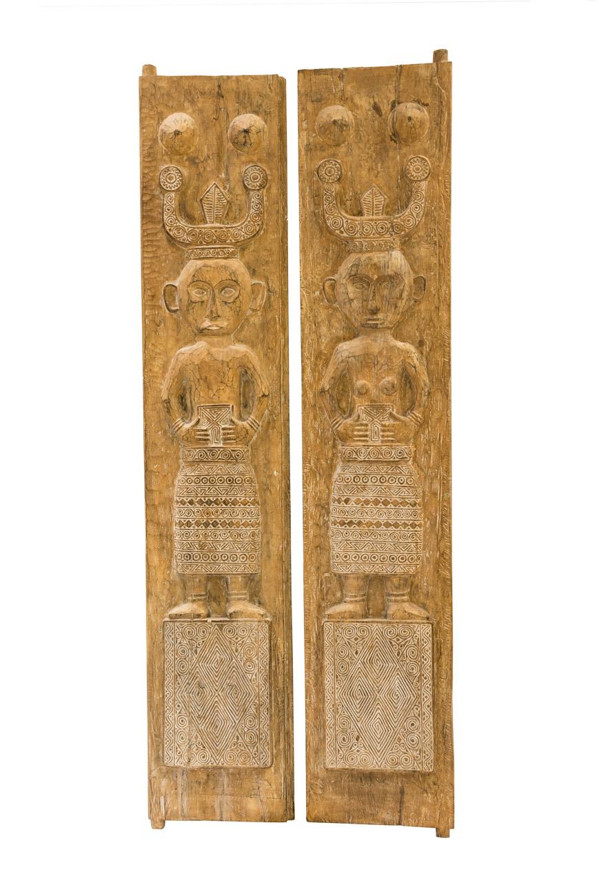 Timor wood panel set