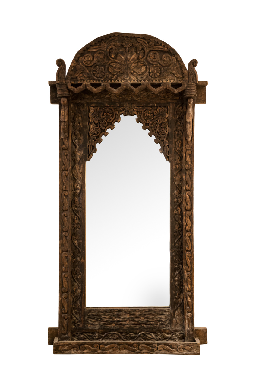Jharokha Mirror Frame