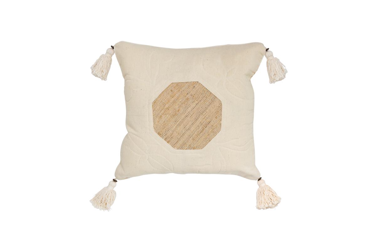 Indonesia Octagon Cushion