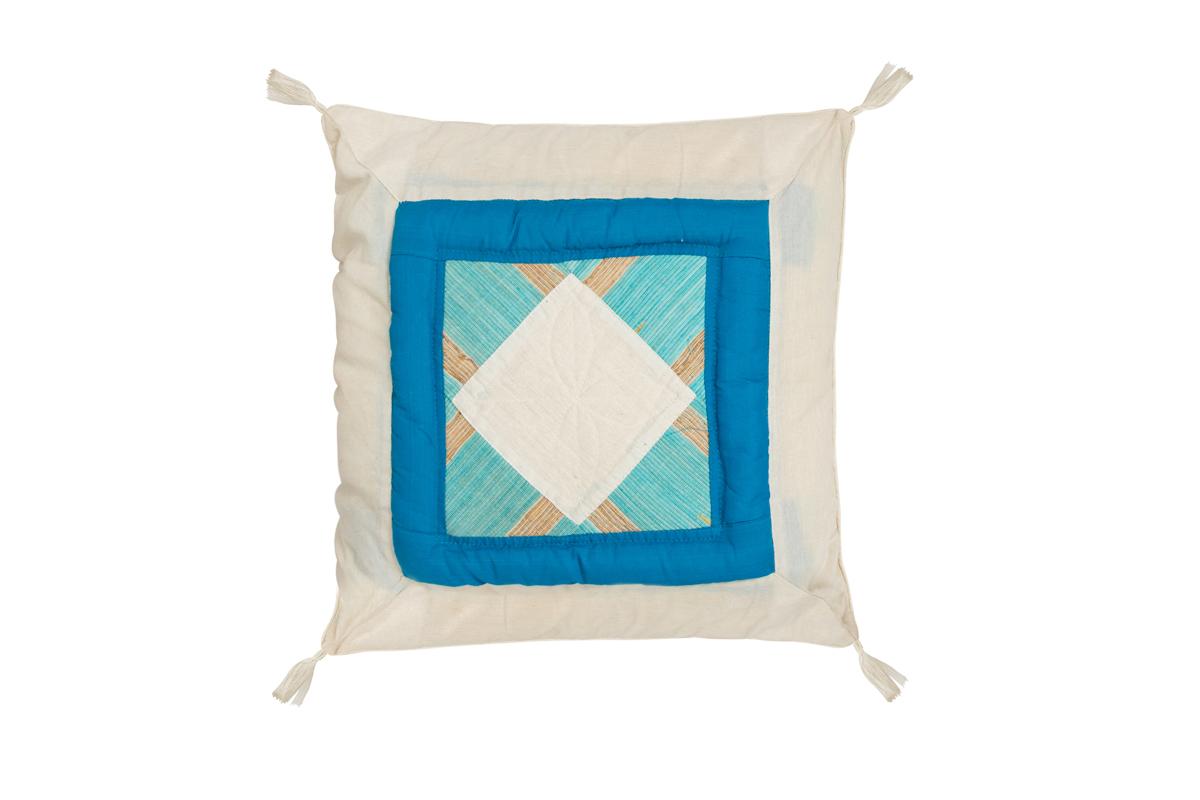 Indonesia Diamond Cushion