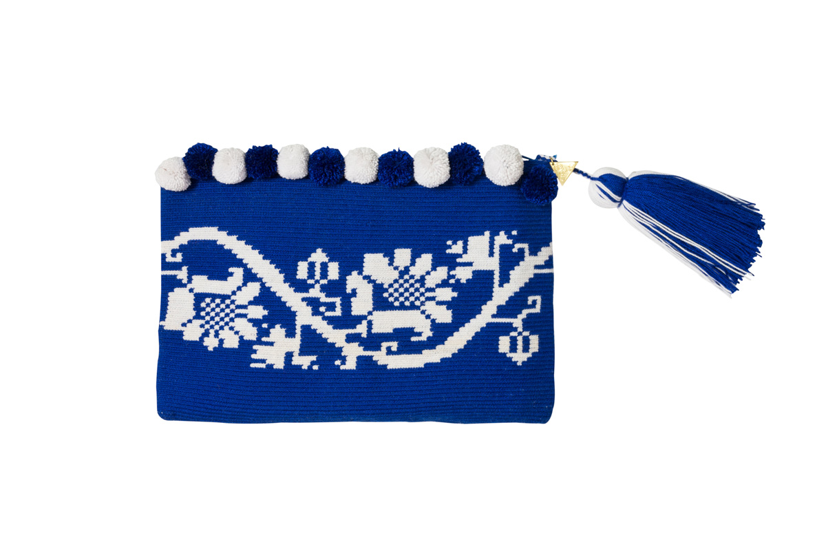 Sobre Wayuu Azul Rey