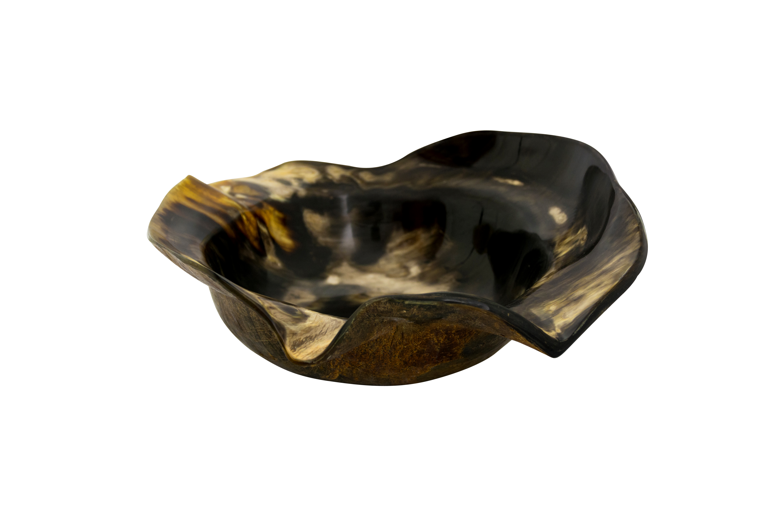 Bowl de cuerno Irregular