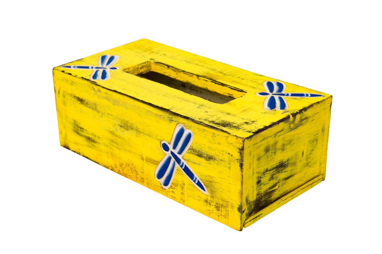 Kleenera in wood Yellow