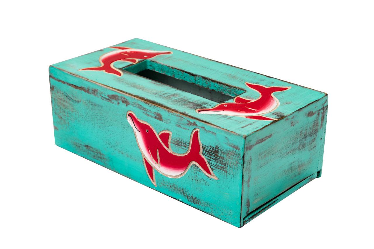 Kleenera in wood Turquoise