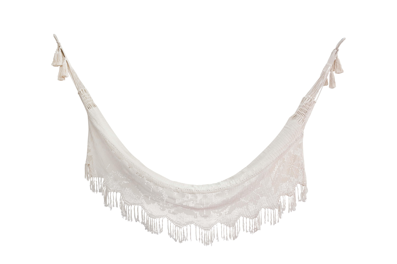 Wayuu hammock white