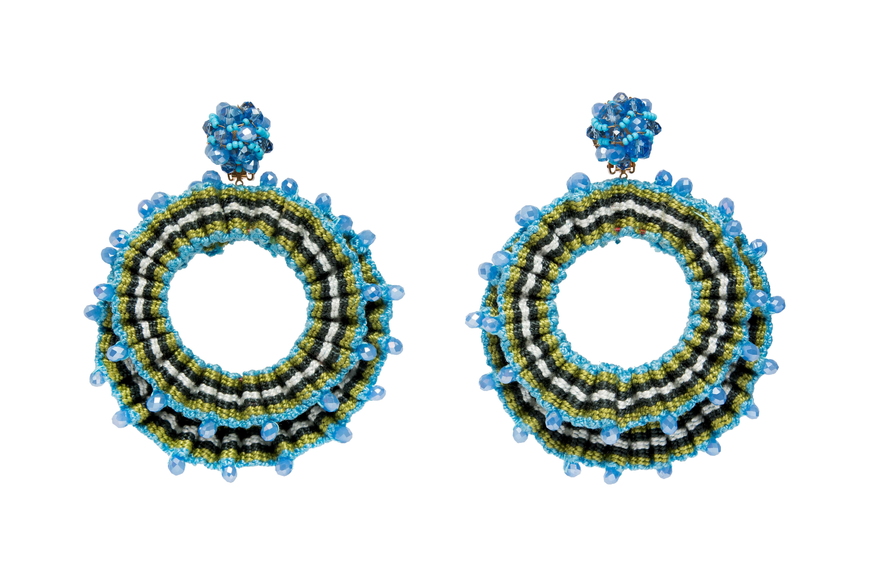 Arete San Jacinto Azul