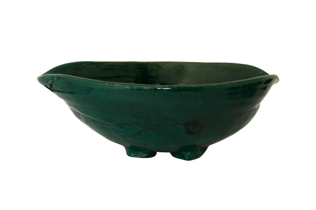 Vajilla en cerámica Oaxaca-verde