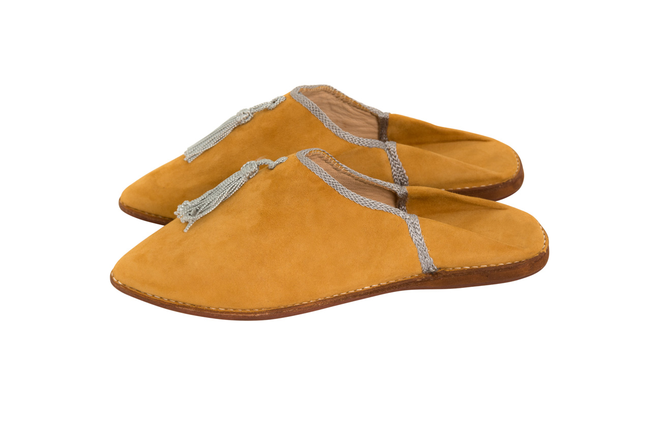 Moroccan Yellow Babouches