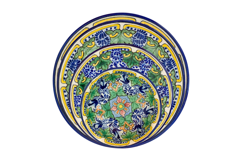 Vajilla en cerámica Uriarte Talavera Maple