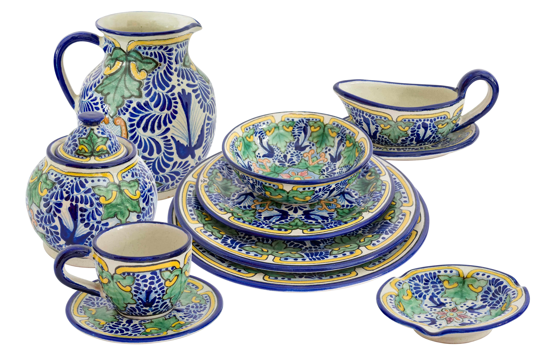 Uriarte Talavera Maple Ceramic Dinnerware