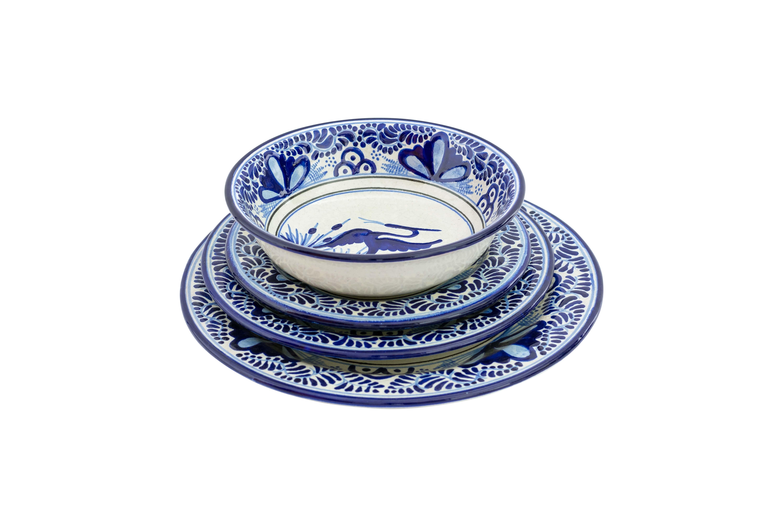 Uriarte Talavera Talavera Heron ceramic tableware