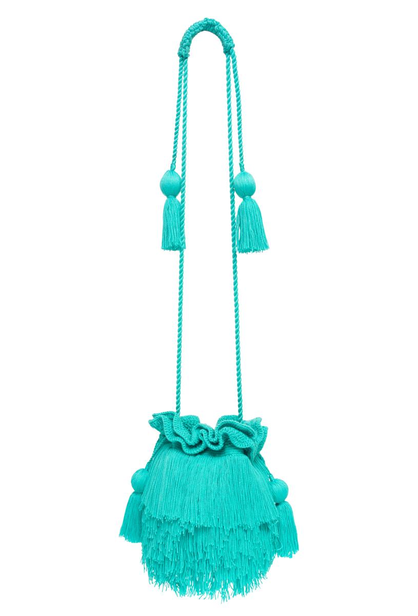Mechuda backpack mint green